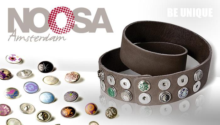 Noosa Amsterdam be unique Armbänder Chunks Gürtel Handtaschen bei Mode Freund